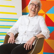Evening With An Artist: Ellen McFadden '49