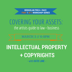 Intellectual Property + Copyrights: COVERING YOUR ASSETS 1 of 3
