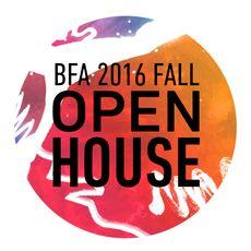 BFA 2016 Fall Open House