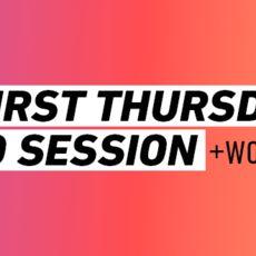 First Thursday Info Session: Portfolio Preparation + Screen Printing Workshop
