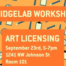 Art Licensing Workshop // BridgeLab
