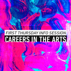 PNCA First Thursday Info Session: Careers in the Arts