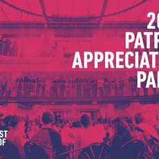 PNCA Patron Appreciation Party