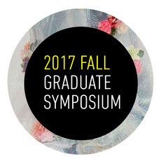 2017 Graduate Symposium