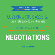 Negotiations: COVERING YOUR ASSETS 3 of 3