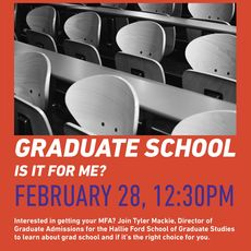 Is Graduate School for Me?