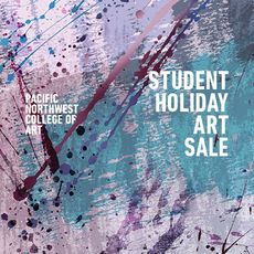 Student Holiday Art Sale Preview Party