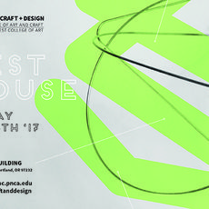 TEST HOUSE: An Exhibition of Work by Applied Craft + Design MFA Candidates