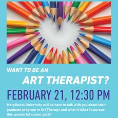 Want to be an Art Therapist?