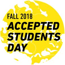 Fall 2018 Accepted Students Day