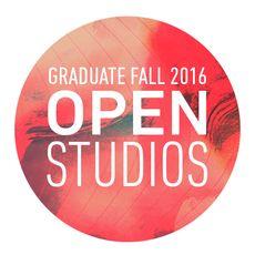 Graduate Open Studios Fall 2016