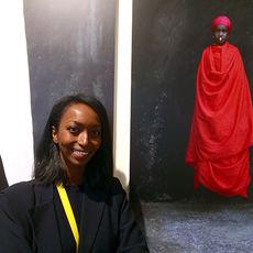 Mariane Ibrahim-Lenhardt LRVS MFA lecture