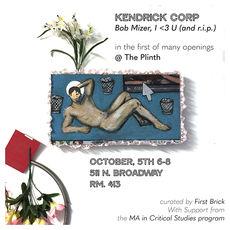 Kendrick Corp, Bob Mizer, I <3 U (and r.i.p)