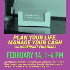 Modernist Financial: Plan Your Life, Manage Your Cash